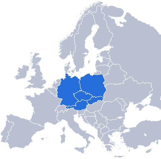 Mapa lokalit Westlogic
